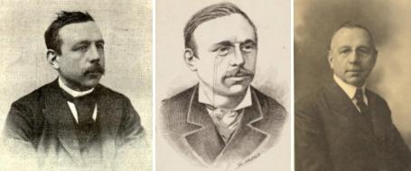 portraits Anseele