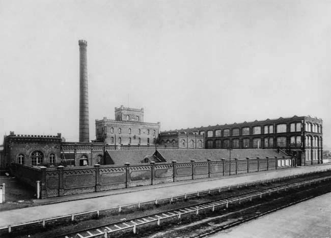 L'avenue Motte - photo l'usine