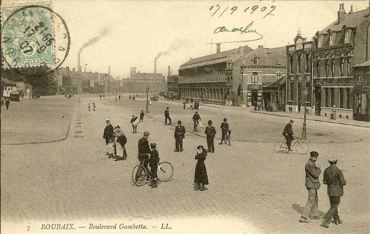 Edouard anseele page 3 ateliers memoire de roubaix - Boulevard gambetta roubaix ...