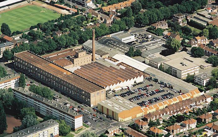 Motte bossut magasin d usines ateliers memoire de roubaix - Adresse de l usine a roubaix ...