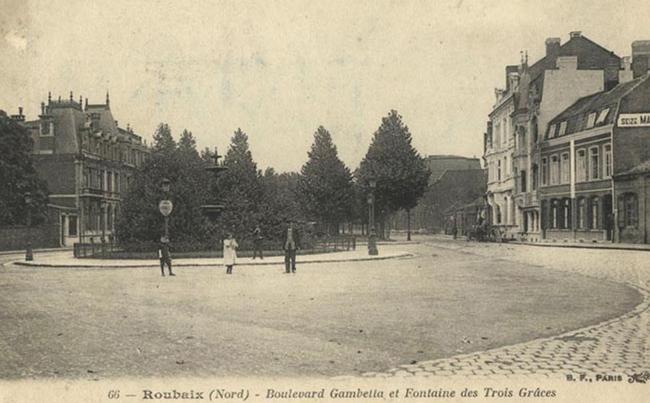 Grand place ateliers memoire de roubaix - Boulevard gambetta roubaix ...