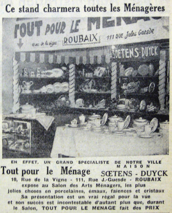 Document Nord Matin - 1952