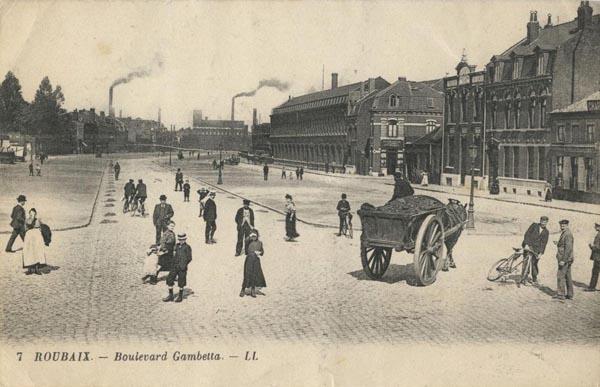 Configuration initiale du boulevard CP Méd Rx