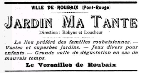 Publicité du journal l'Étoile du Nord Bibliothèque Gallica
