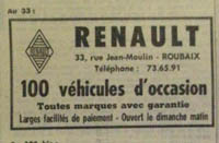 Document Nord Matin 1973