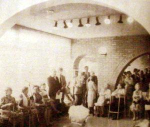 L'inauguration en 1982 Photo NE