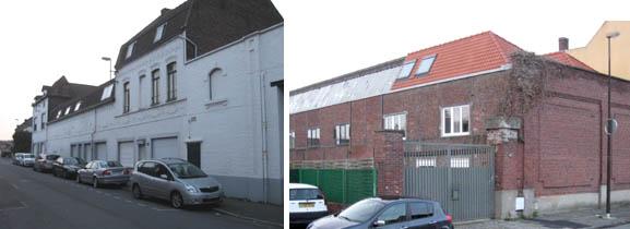 La teinturerie et l'extension de l'usine de tapis – photos Jpm
