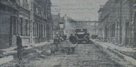 Photo La Voix du Nord 1957