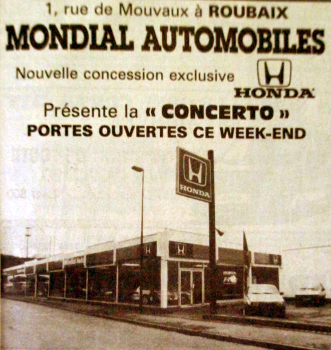 Document Nord Eclair 1990