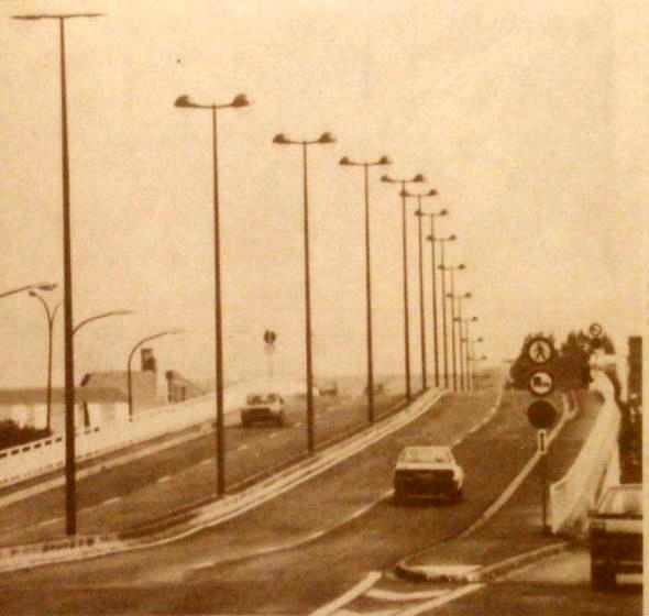 Le nouveau pont Photo NE