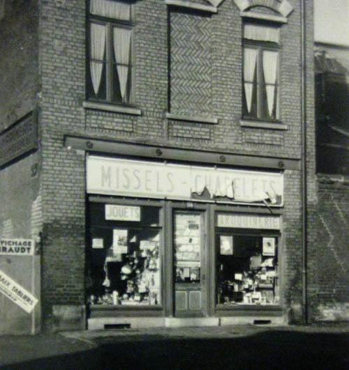 La papeterie en 1946