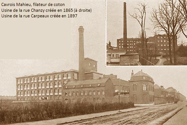 Les usines Cavrois Mahieu Coll privée