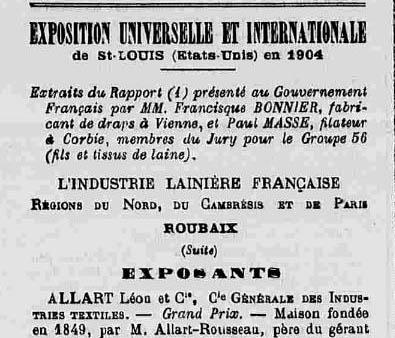 Le journal de Vienne 1905