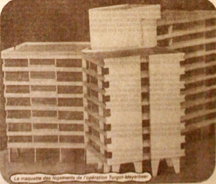 Le projet de la tour Marengo Photo NE