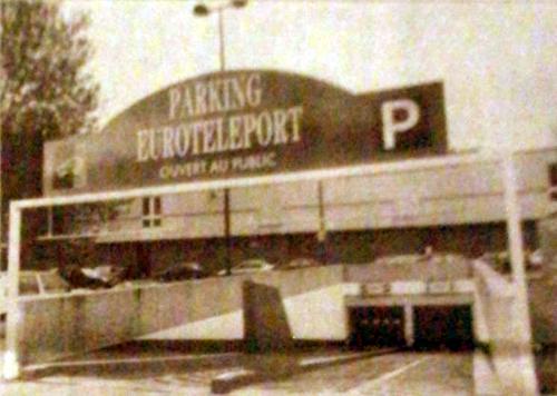 Le nouveau parking Photo NE