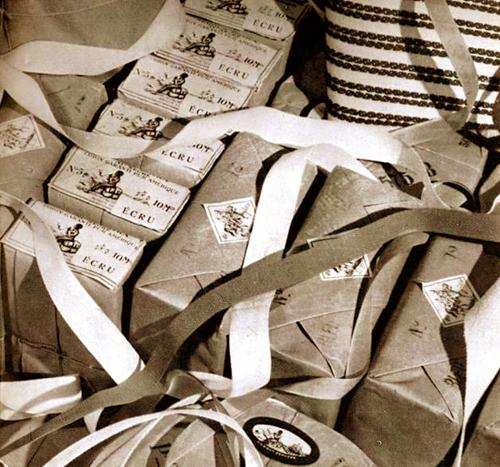 Les rubans Gallant Extrait Plaquette Anniversaire