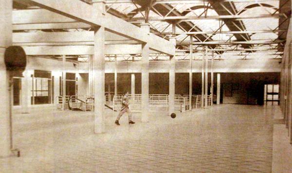 Roubaix 2000, premier étage, 1995 Photo NE