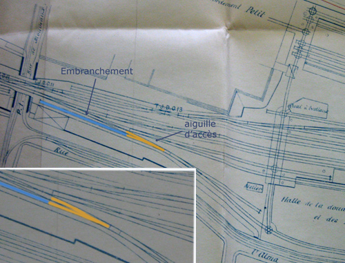 Plan 1906 – document archives municipales