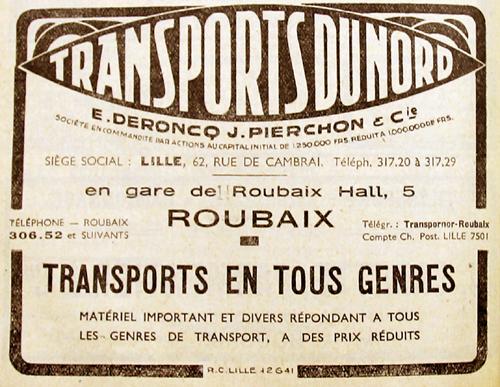 Le dernier locataire RA 1933