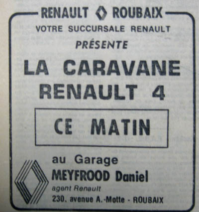 Document Nord Eclair – 1975 – Archives municipales