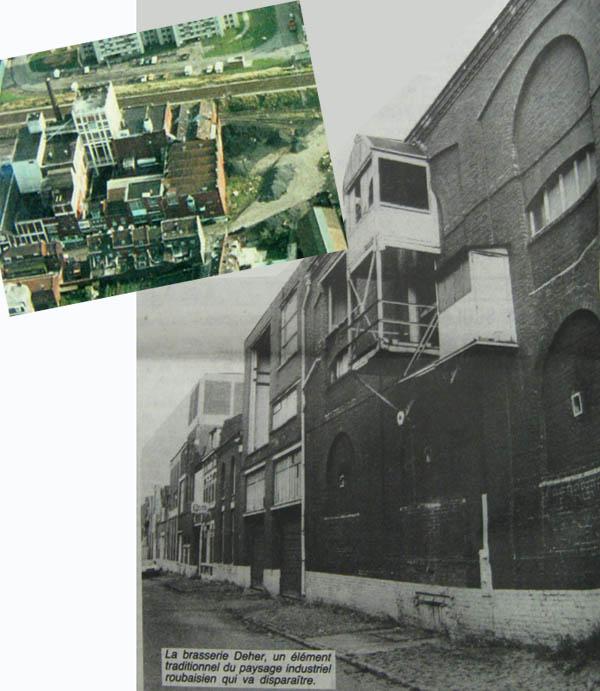Documents archives municipales et la Voix du Nord