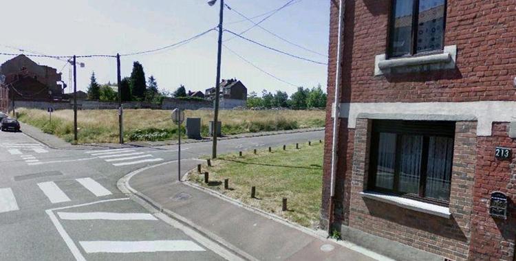L'emplacement vide ext Google maps