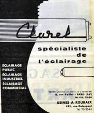 Publicité Clarel parue dans NE