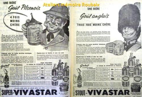 Publicités Vivastar Pubs NE