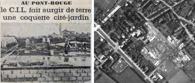 Photos Nord Eclair et IGN - 1950