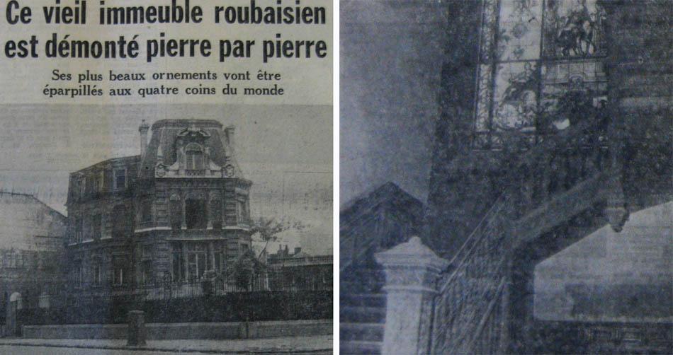 Photos La Voix du Nord - 1960
