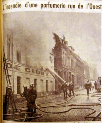 Le tragique incendie Photo NE