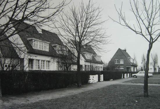 Maisons du premier type - Photo Delbecq – archives municipales