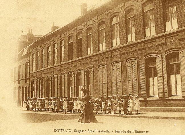 École rue Sainte Élisabeth CP Méd Rx