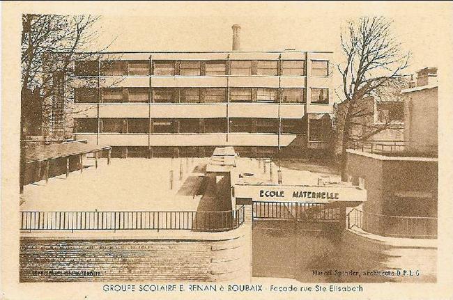 École Ernest Renan CP Coll Particulière