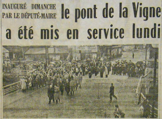 L'inauguration – Document Nord Eclair