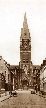 L'église du Sacré Cœur Coll Particulière