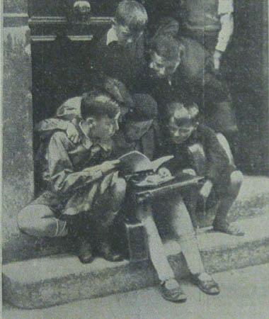 Photo journal de Roubaix - 1935