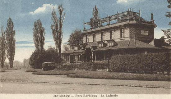 La Laiterie - document médiathèque de Roubaix