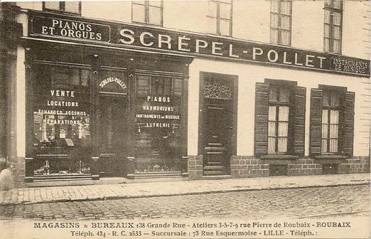 Le magasin - Document médiathèque de Roubaix