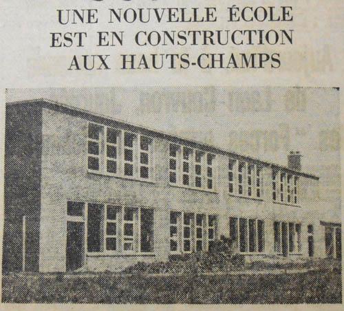 Document la Voix du Nord 1956