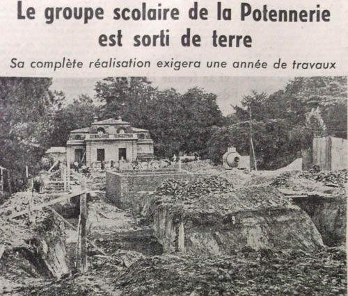 Document Nord Eclair 1955