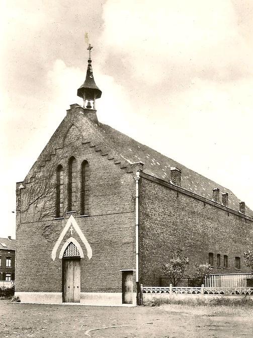 L'église Saint Vincent de Paul rue du Danemark CP coll Particulière
