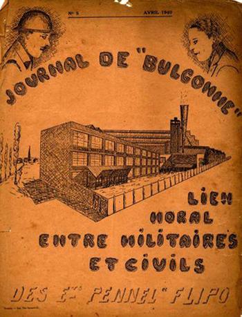 Le journal du Bulgomme Col PhW