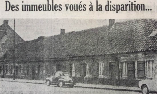 Photo Nord Matin 1958