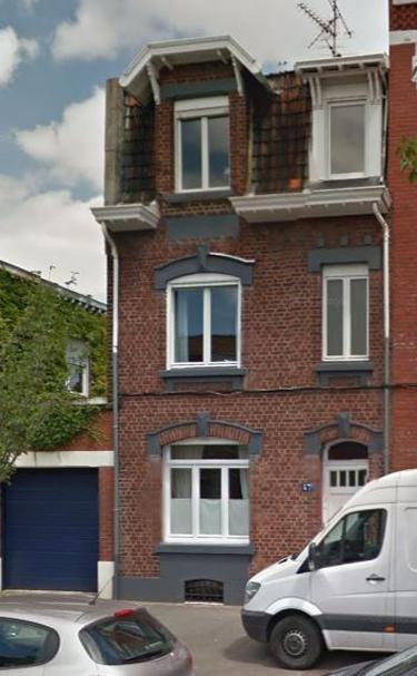 Villa La Délivrance aujourd'hui Vue Google maps