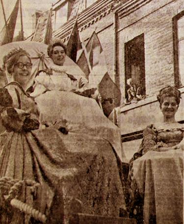 La Reine et ses dauphines Photo NE