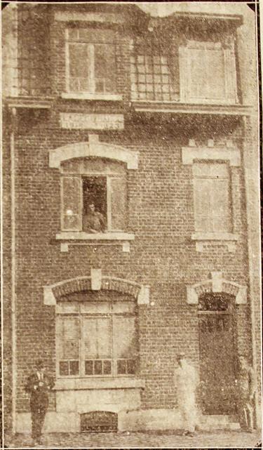 Villa La Délivrance en 1923 Photo Journal de Roubaix