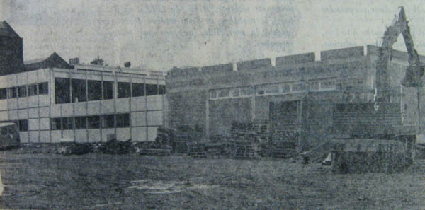 Photo la Voix du Nord - 1974
