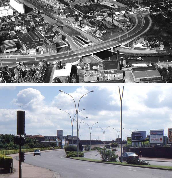 Photos archives municipales et Lucien Delvarre