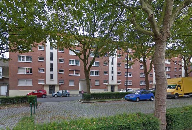La résidence vue de l'avenue Google Maps